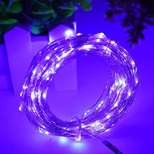 ultra thin wire led lights 4m ultra thin copper wire led string light fairy light string for