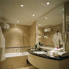 luxury hotel showers interior design