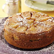 pear upside down cake recipe myrecipes