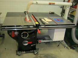 table saw router combo router table extension for sawstop canadian woodworking and home