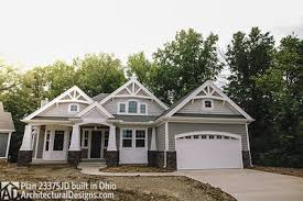 architectual designs front or side garage you choose 23375jd architectural