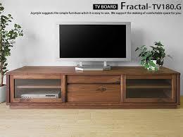 Oak Tv Cabinets With Glass Doors Berlin Tv Stand With Glass Doors Throughout Tv Cabinets Design 0