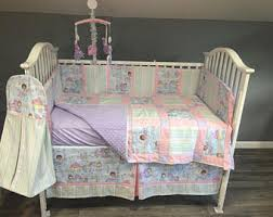 Toddler Girls Bedding Sets by Unicorn Crib Bedding Etsy