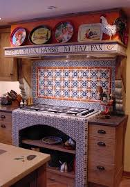 decorating with mexican talavera tile rustic houses casas de