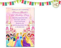 57 best princess invitations princess birthday party images on