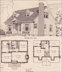 cape cod house plans 1950s antique colonial house plans ideas the