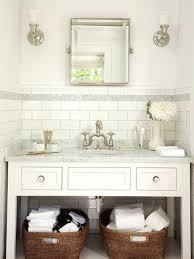 gallery of enchanting bathroom subway tile backsplash on interior