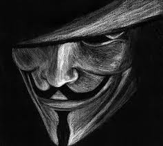 V For Vendetta Mask Vforvendettamask Explore Vforvendettamask On Deviantart