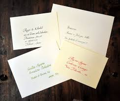Expensive Wedding Invitations Stationery Calligraphy Service Calligraphy Service