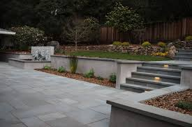 Split Level Garden Ideas Split Level Backyard Ideas Pool Style With Backyard Retreat