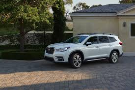 subaru buggy haul more kids or dogs in the 2019 subaru ascent crossover