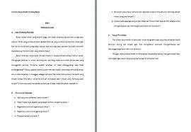 artikel format paper ilmiah contoh makalah karya ilmiah tentang banjir contoh makalah docx