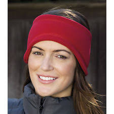 winter headband fleece ski hats for women ebay