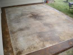 Patio Sealant How To Staining Concrete Patio U2014 Home Ideas Collection