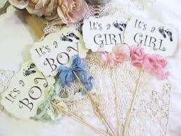 baby shower flower centerpieces baby shower floral arrangement centerpiece bouquet picks set