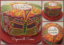 papermill cakes london