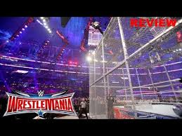 playstation 4 wrestlemania 32 review wwe wrestlemania 32 review greek youtube