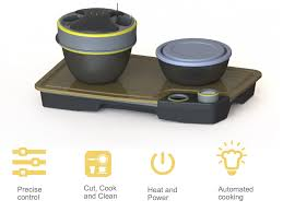 kitchen of the future is totally portable business insider