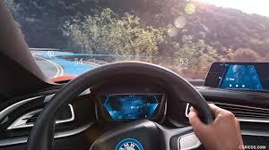 2015 bmw i vision future interaction concept interior hd