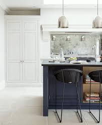 mirrored kitchen backsplash 10 mirror backsplash ideas hunker