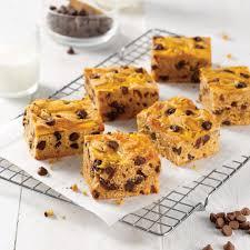 cuisine citrouille carrés à la citrouille et au chocolat recettes cuisine et
