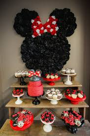 minnie mouse birthday party minnie mouse birthday party mesnick turns 2 cookies