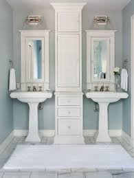 bathroom pedestal sink ideas molding ideas classic bathroom fresh bathroom