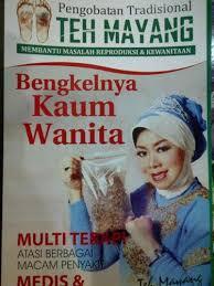 Teh Mayang klinik teh mayang tehmayang1