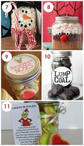 28 jar gift ideas christmas 40 christmas gift in a jar