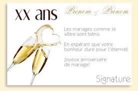 anniversaire mariage 10 ans carte d anniversaire de mariage a imprimer sur carte discount