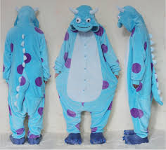 monsters inc halloween costumes sully online get cheap sullivan monster costume aliexpress com