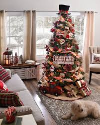 Decoration For Christmas Tree 2015 by Best 25 Red Christmas Trees Ideas On Pinterest White Christmas