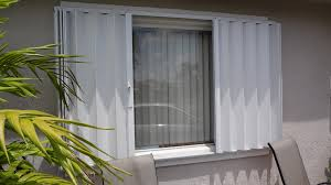 Accordion Curtain Home Miami Dade Shutters