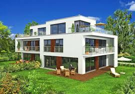 Doppelhaus Lichtdurchflutetes Doppelhaus Im Bauhausstil Immobiliengruppe