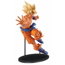 dragon ball son goku ssj2 scultures big 5 banpresto
