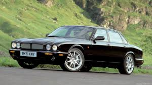black jaguar car wallpaper cars desktop wallpapers jaguar xjr 100 x308 2002