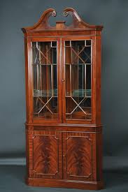 china cabinet dining room china cabinet hutch amazon com acme