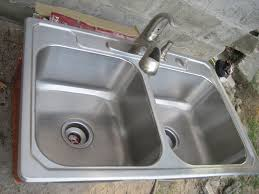kitchen kitchen sink faucets stainless steel combination
