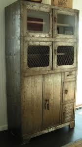vintage metal storage cabinet c 1920 u0027s for sale at 1stdibs