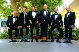 Tuxedo Socks Funky Groomsmen Socks U2013 Matching Or Different Weddingbee