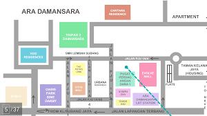 H2o Residences Floor Plan by Aratre U0027 Residences Ara Damansara Property Malaysia