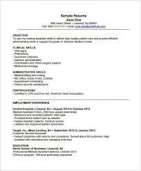 Maintenance Job Description Resume Medical Assistant Job Description For Resume Jobs Billybullock Us