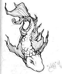 koi tattoo by evolushun on deviantart