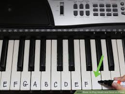 keyboard chords tutorial for beginners how to play heart and soul on piano 14 steps with pictures