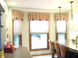 window valance ideas for kitchen valances for kitchen windows bay window valance kitchen bay window