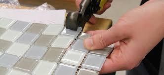 Cutting Glass Tiles For Backsplash by Backsplash Ashx La U003den