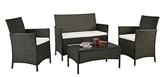 Rattan Patio Dining Set Patio Furniture Set Clearance Rattan Wicker Patio