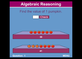 represent and analyze quantitative relationships between dependent