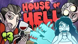 Simpsons Carrot Curtains House Of Hell Part 3 Curtain Zombie Youtube