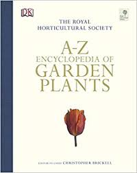 buy rhs a z encyclopedia of garden plants dk rhs encyclopedias